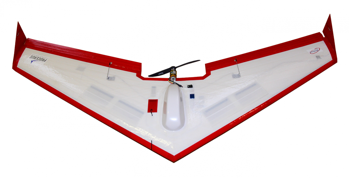 Procerus fixed-wing UAV