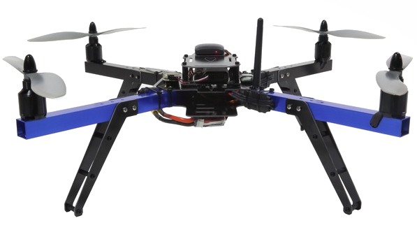Quadcopter from 3DRobotics